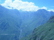 Colca Canyon Hiking